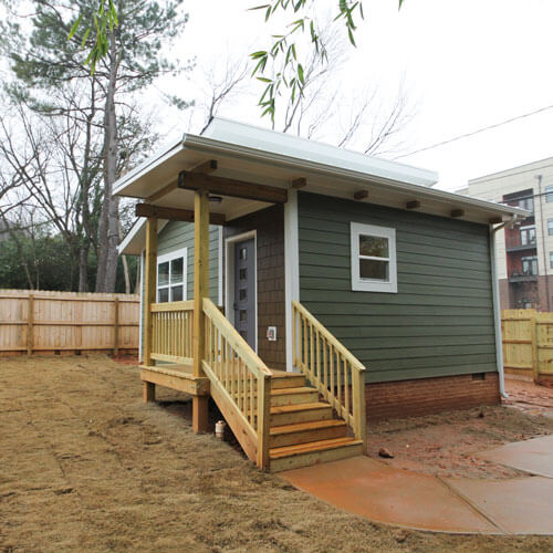 Tiny Home Builder Charlotte, NC